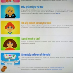 Dzień Bezpiecznego Internetu w klasach I-III