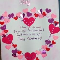 "Konkurs ""Saint Valentine's Card"" - kl. I-VIII"