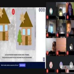Wkrótce Święta Bożego Narodzenia-informatyka kl I-III
